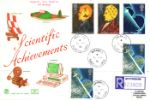Scientific Achievements Radar, Jet, Computer and Generator