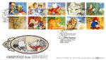 01.02.1994 Messages (Greetings) Rupert Bear Benham, BLCS No.91