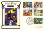 01.02.1994 Messages (Greetings) Batman and Joker Westminster