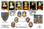 The Great Tudor Royal Arms of the King & Queens Producer: Derek Williams Series: GB (5)