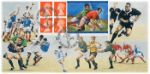01.10.1999 Window: Rugby World Cup Rugby Players Bradbury
