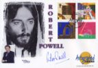 Christians' Tale, Robert Powell Autographed By: Robert Powell (Actor)