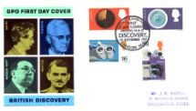 19.09.1967 British Discovery British Inventors Royal Mail/Post Office