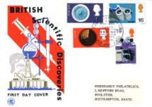 19.09.1967 British Discovery North Sea Oil Wessex