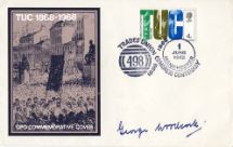 29.05.1968 British Anniversaries TUC Centenary Royal Mail/Post Office