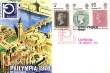 18.09.1970 'Philympia' Westminster Wessex