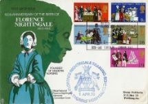01.04.1970 General Anniversaries 1970 Florence Nightingale Trident