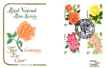 30.06.1976 Roses 1976 Royal National Rose Soc. Cotswold