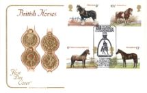05.07.1978 Shire Horse Society Horse Brasses Cotswold