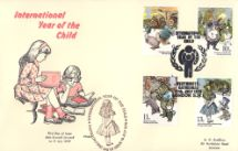 11.07.1979 Year of the Child Children reading Philart, Delux No.0