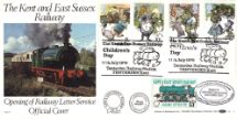 11.07.1979 Year of the Child Kent & East Sussex Rly Benham, RH No.9
