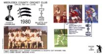 10.10.1980 Sports Centenaries Middlesex Cricket Club Havering