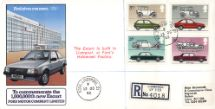 13.10.1982 British Motor Cars Ford Millionth Escort Official Sponsors