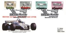 13.10.1982 British Motor Cars Silverstone Official Sponsors