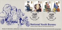 24.03.1982 Youth Organisations National Youth Bureau Bradbury, LFDC No.16