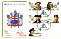 16.06.1982 Maritime Heritage Lloyd's of London Cotswold