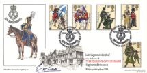 06.07.1983 British Army Queen's Own Hussars Bradbury, LFDC No.26