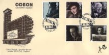 08.10.1985 British Film Year Odeon Leicester Square CoverCraft