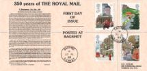 30.07.1985 The Royal Mail Royal Proclamation D G Taylor