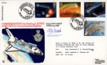 18.02.1986 Halley's Comet Skynet Communications Satellite Forces, RFDC No.42
