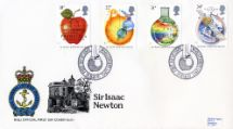24.03.1987 Sir Isaac Newton RNLI Official Pilgrim, RNLI FDC No.61