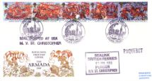 19.07.1988 Spanish Armada Sealink Ferries Royal Mail/Post Office