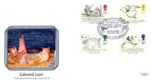 06.09.1988 Edward Lear: Stamps The Owl and the Pussycat Pilgrim