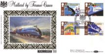 10.05.1988 Transport Mallard by Terence Cuneo Benham, BLCS No.32