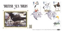 17.01.1989 Sea Birds Oyster Catcher Benham, Gold (500) No.38