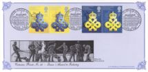 10.04.1990 Queen's Awards to Industry Brass Workers Bradbury, Victorian Print No.48
