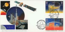 23.04.1991 Europe in Space British National Space Centre Bradbury, LFDC No.96