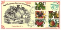 14.09.1993 4 Seasons: Autumn Worshipful Company of Gdners cds Bradbury, Victorian Print No.79