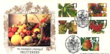 14.09.1993 4 Seasons: Autumn Worshipful Company of Fruiterers Bradbury, LFDC No.117