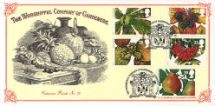 14.09.1993 4 Seasons: Autumn Worshipful Company of Gardeners Bradbury, Victorian Print No.79