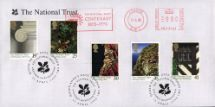 11.04.1995 National Trust National Trust Stationery Official Sponsors