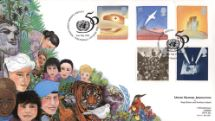 02.05.1995 Peace and Freedom United Nations Cover Collection