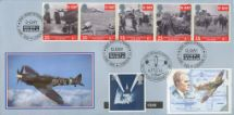 02.05.1995 Peace and Freedom D-Day and VE Day Double Dated Cover CoverCraft