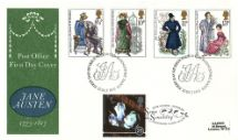 16.04.1996 Cinema Centenary Jane Austen Sense and Sensibility Royal Mail/Post Office