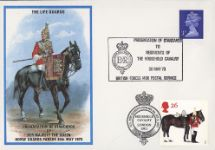 08.07.1997 All the Queen's Horses Lifeguards Presentation of Standards Official Sponsors