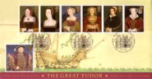 21.01.1997 The Great Tudor The Great Tudor Royal Mail/Post Office