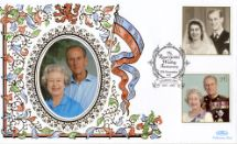 13.11.1997 Golden Wedding Queen & Prince Philip Benham, Royalty No.0
