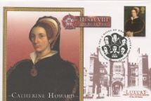 21.01.1997 The Great Tudor Catherine Howard Westminster
