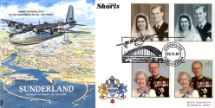 13.11.1997 Golden Wedding Short Sunderland Forces, Planes and Places No.3
