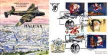 27.10.1997 Christmas 1997 Handley Page Halifax Forces, Planes and Places No.4