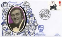 23.04.1998 Comedians Les Dawson Benham, 1998 Small Silks No.25
