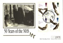23.06.1998 Health Service Doctor and Nurse with Patient Westminster
