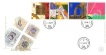 02.11.1999 Christians' Tale CDS Postmarks Royal Mail/Post Office