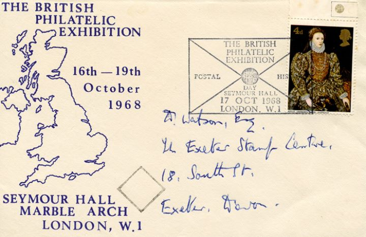 British Philatelic Federation, The British Isles