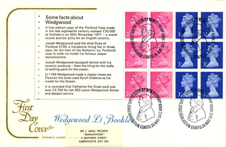 PSB: Wedgwood - Pane 2, Facts about Wedgwood