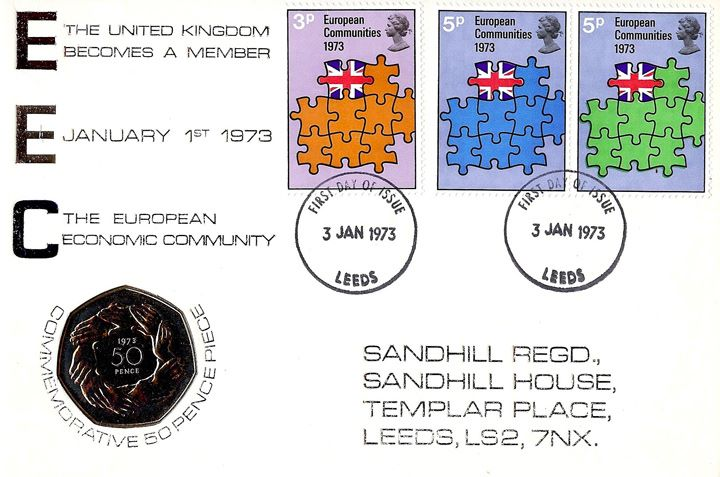 European Communities | First Day Cover / BFDC